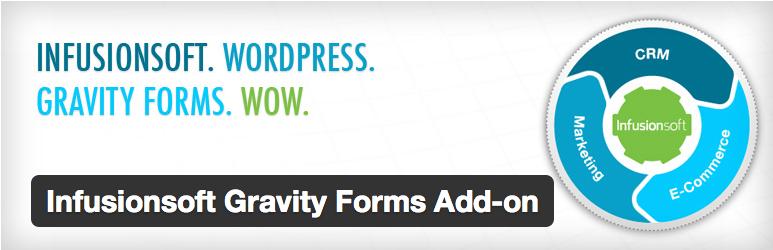 infusionsoft wordpress gravity forms