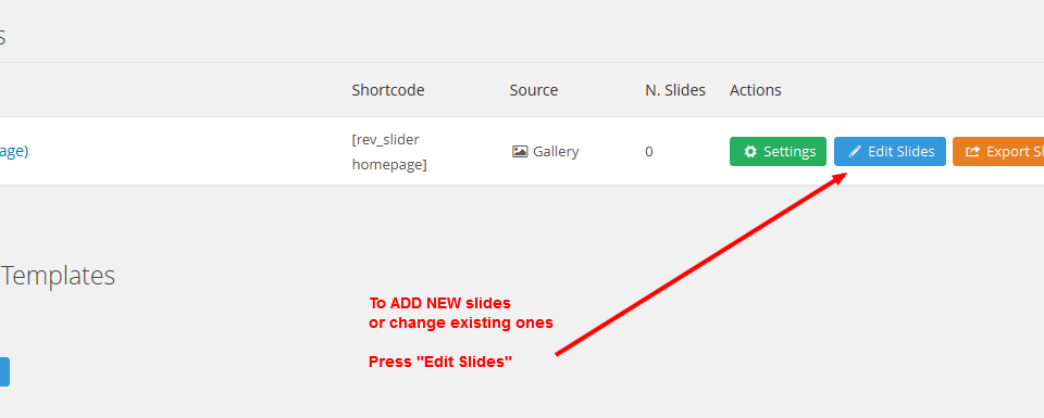 Revolution Slider Tutorial Step 8