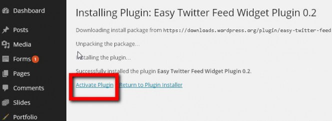 activate-plugin