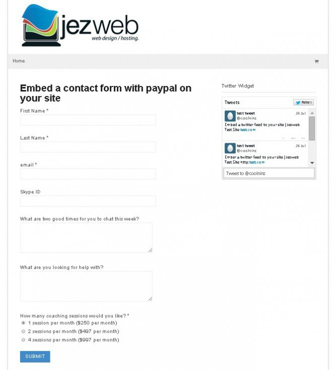 contact-form-with-paypal