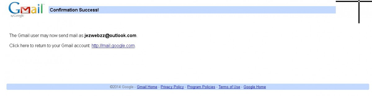 Use Gmail to Send but display your domain Email Address or