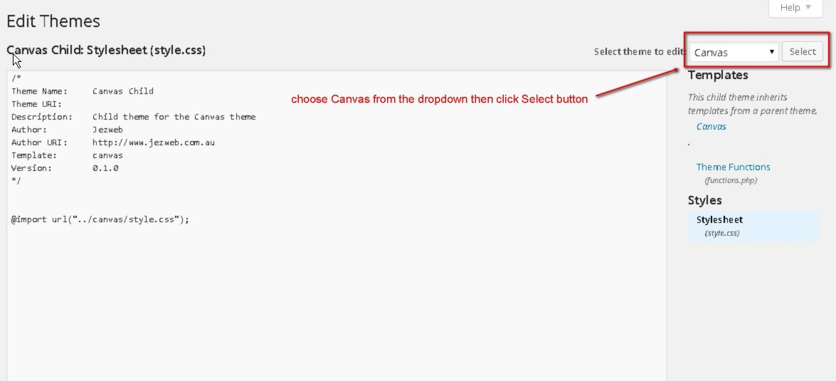 Add a Search Box in the Header using tweaks in Canvas - Web Design